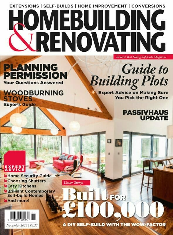 HOMEBUILDING & RENOVATING MAGAZINE. REGULAR CONTRIBUTOR