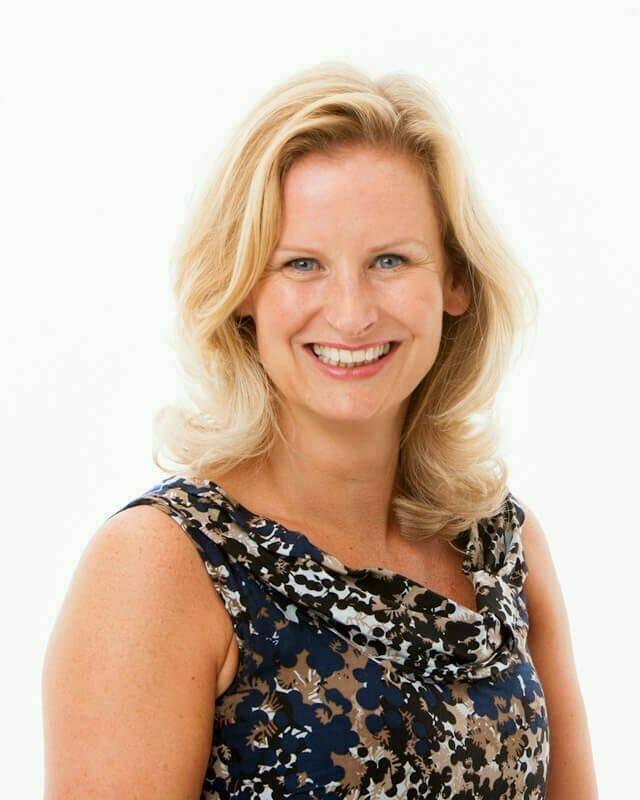 Gail Bryden. JustBe CEO