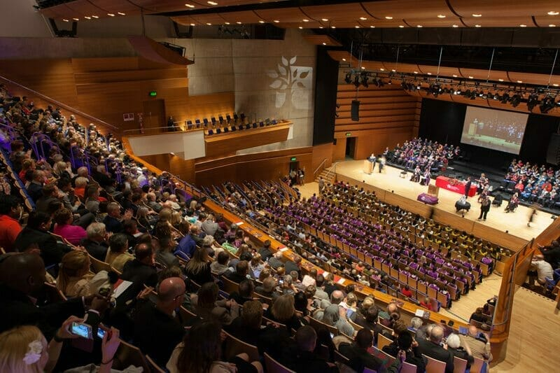 Perth College UHI Graduation
