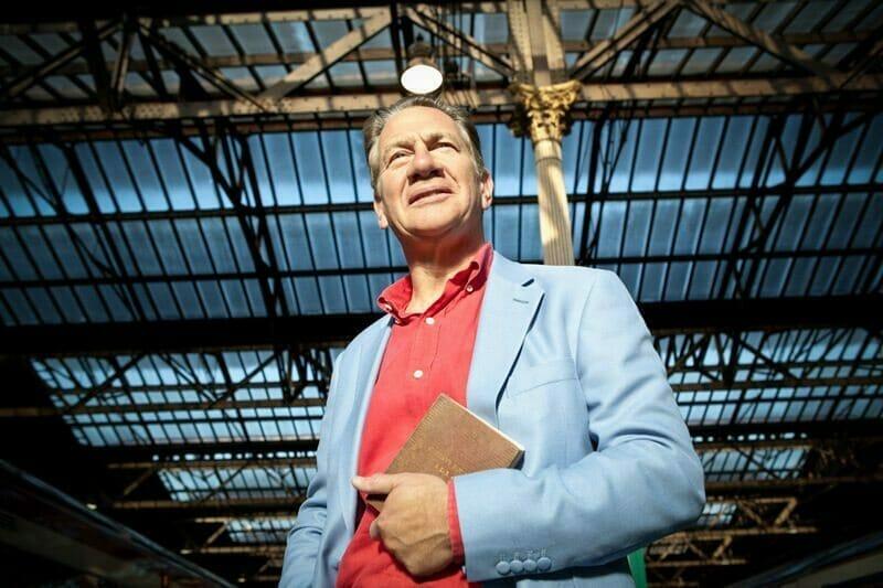Michael Portillo for the BBC