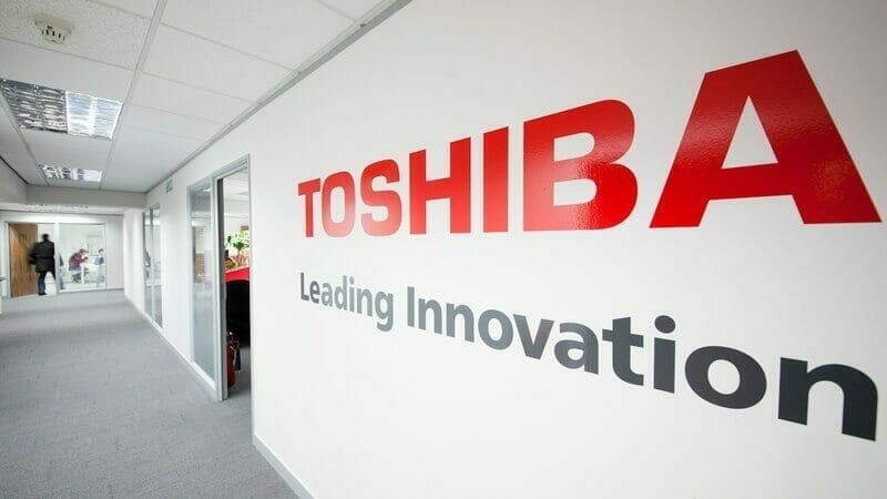 Toshiba, Edinburgh